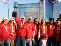 Международная Балтийская регата «Кубок Усть-Луги» 2015