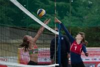 Чемпионат по пляжному волейболу среди женщин. Третий день
