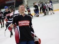 Кубок В.В. Семина по хоккею. Первый день