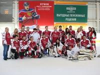 Кубок В.В. Семина по хоккею. Матч за 3-e место