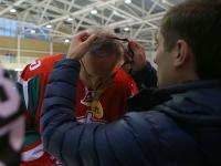 Кубок В.В. Семина по хоккею. Награждение