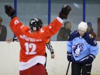 II Кубок РОСПРОФЖЕЛ по хоккею с шайбой. Первый день