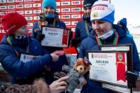 Чемпионат работников по лыжным гонкам. Третий день