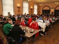 Чемпионат по шахматам. Второй день