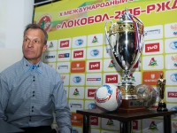 Локобол-2016-РЖД. Пресс-конференция