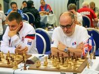 Чемпионат МССЖ по шахматам. Первый день