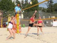 Чемпионат по пляжным видам спорта. Первый день
