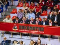 Кубок Президента ОАО «РЖД» по волейболу. Третий день