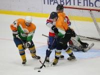 Кубок В.В. Семина по хоккею. г. Пересвет. Третий тур