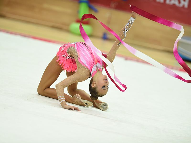 Украины юнные гемнастки имадели