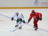 III Кубок РОСПРОФЖЕЛ по хоккею с шайбой. Первый день