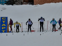 Чемпионат по лыжным гонкам. З-СИБ