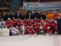 Кубок ПЖД по хоккею с шайбой