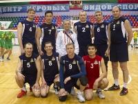 Кубок Президента ОАО «РЖД» по волейболу. Командные фото