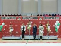 Открытый кубок РФСО «Локомотив» по художественной гимнастике. Второй день