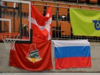 Чемпионат МССЖ по бадминтону. Второй день