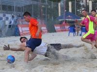 Чемпионат по пляжным видам спорта. День 1-й.