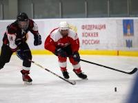 VII Кубок РФСО «Локомотив» по хоккею памяти В.В. Семина. День второй