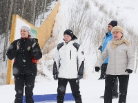 Чемпионат  и Первенство среди детей   по лыжным гонкам