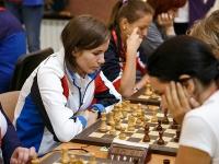 Чемпионат по шахматам 2017. Первый день
