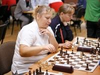 Чемпионат по шахматам 2017. Второй день
