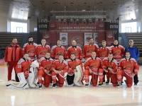 IV Кубок РОСПРОФЖЕЛ по хоккею с шайбой. Командные фото