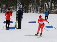 Чемпионат и Первенство среди детей по лыжным гонкам - 2 день