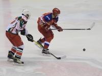 IV Кубок РОСПРОФЖЕЛ по хоккею с шайбой. Матч за 3-е место