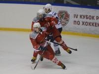 IV Кубок РОСПРОФЖЕЛ по хоккею с шайбой. Финал