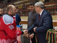 IV Кубок РОСПРОФЖЕЛ по хоккею с шайбой. Награждение