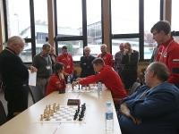 Благотворительный турнир по шахматам МСЖД