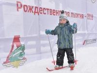 «Рождественская лыжня» на Октябрьской ж.д.