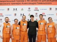 Праздник стритбола в Сколково