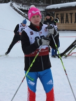 Первенство МЖД по лыжным гонкам
