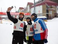 Чемпионат по лыжным гонкам 2018. Первый день