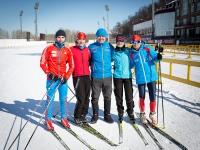 Чемпионат по лыжным гонкам 2018. Второй день