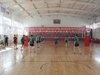 Турнир по волейболу памяти И.Л.Паристого
