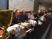 Презентация международного детского футбольного фестиваля «Локобол-2018-РЖД»