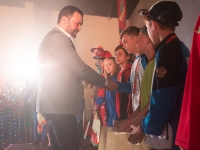 Закрытие детской Спартакиады