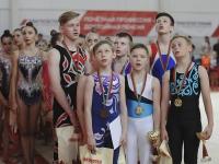 Открытый кубок РФСО «Локомотив» по художественной гимнастике