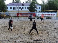 Первенство работников Московской ж.д. по пляжным видам спорта