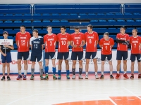 Кубок ОАО «РЖД» по волейболу-2018. День 1-й