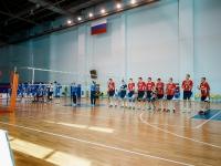 Кубок ОАО «РЖД» по волейболу-2018. День 2-й