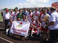 Кубок начальника Дальневосточной ж.д. по футболу