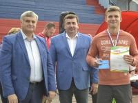 Летняя спартакиада работников Красноярской ж.д.