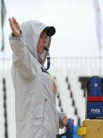 Чемпионат работников ж.д.транспорта по пляжному волейболу. 1-й день
