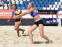 Чемпионат работников ж.д.транспорта по пляжному волейболу. 3-й день