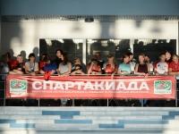 Спартакиада железнодорожников. День первый
