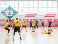 Кубок НПФ «Благосостояние» по волейболу. День первый