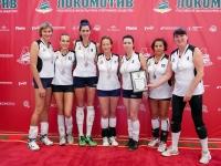 Кубок НПФ «Благосостояние» по волейболу. День второй
